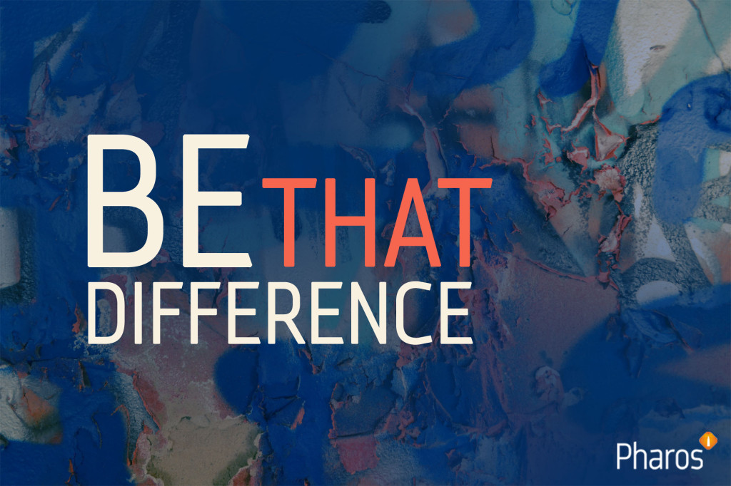 Be That Difference
